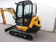 JCB 8026 mini kraan