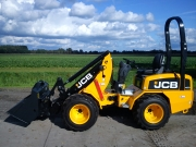 JCB minishovel